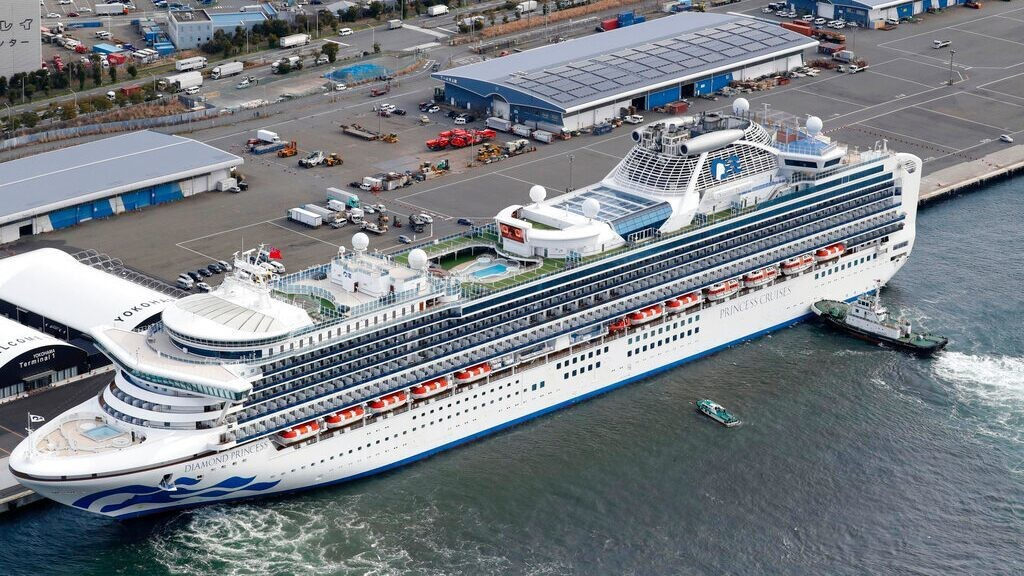 Coronavirus survived for 17 days in empty cruise ship cabins, CDC report says