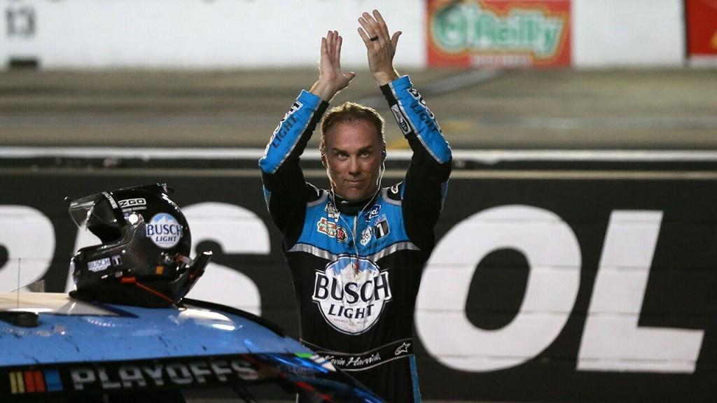 Kevin Harvick's NASCAR season isn't so silly
