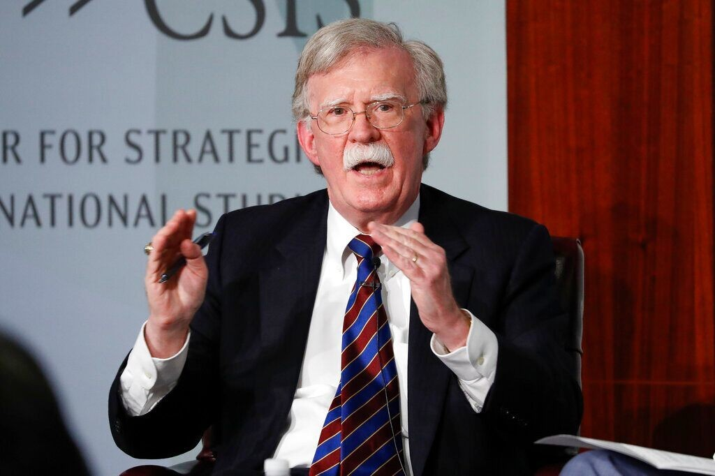 Bolton calls this person the second-most powerful man in White House