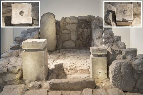 Ancient cannabis and frankincense discovered at Biblical-era shrine in Israel