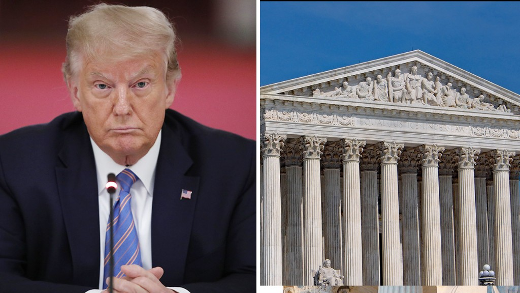 Supreme Court rules Manhattan DA may get Trump financial records