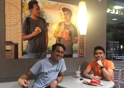 McDonald's customers who hung fake poster in restaurant for 51 days get $25G checks from fast-food chain