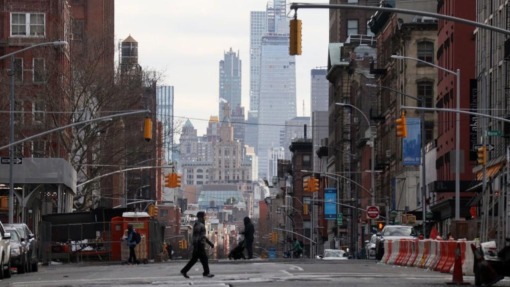 As New York eyes post-coronavirus economic reopening, will real estate rebound?