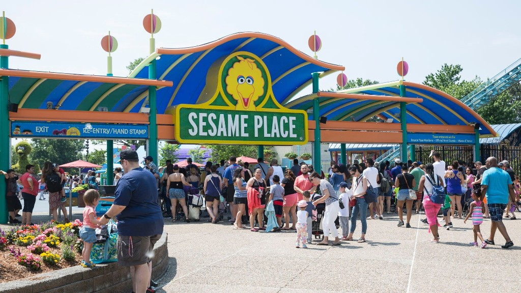 Man punches Sesame Place theme park worker over mask mandate, police say