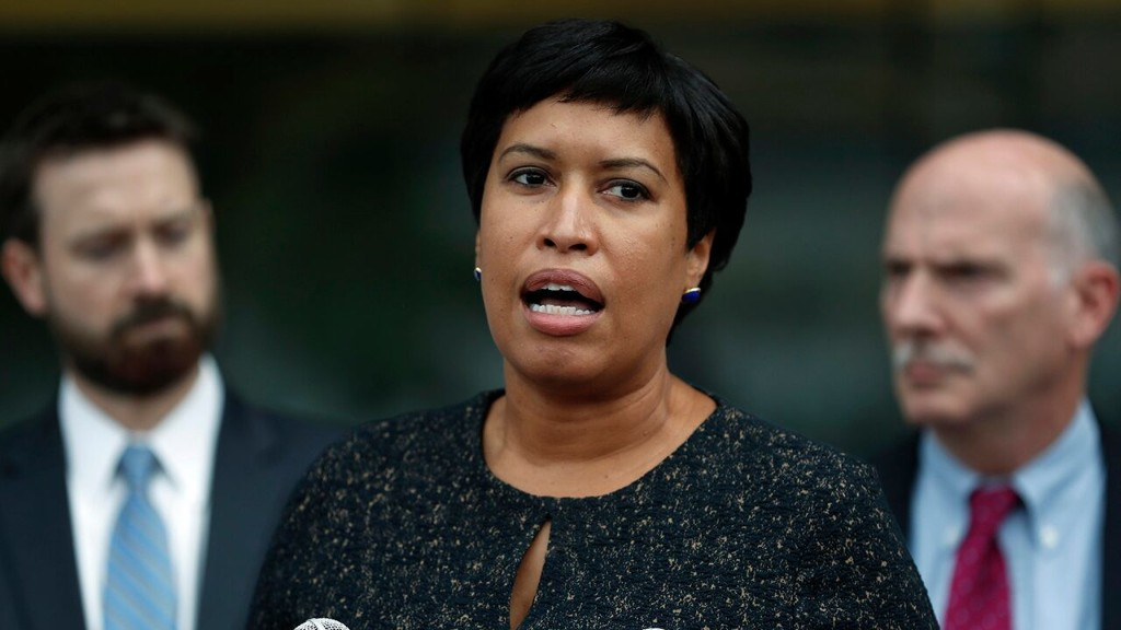 DC mayor reports no new coronavirus deaths in city on Monday: 'I said amen to myself'