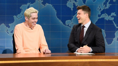 'Saturday Night Live' star Pete Davidson addresses Kanye West's pro-Trump rant
