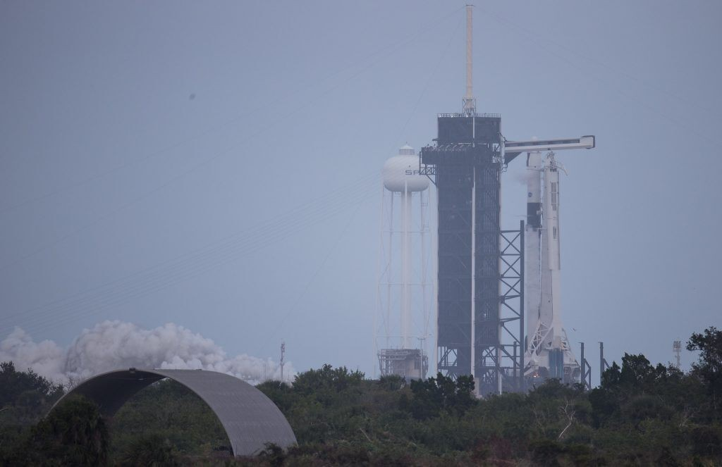 Historic SpaceX commercial launch could draw as many as 250,000 'daytrippers'