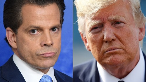 Anthony Scaramucci: Trump is 'a traitor to the United States'