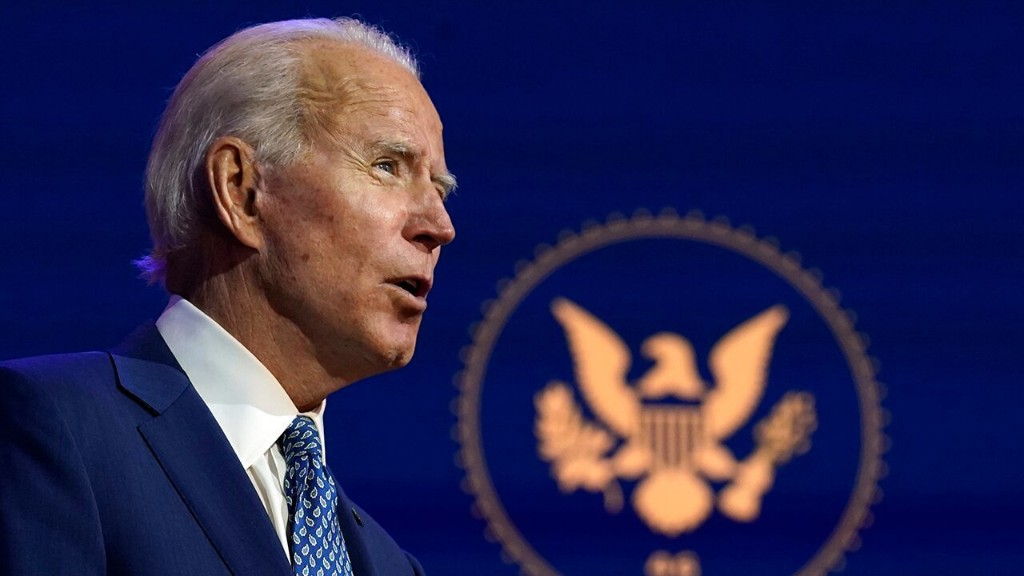 Biden transition team not ruling out legal action if Trump admin doesn't cooperate