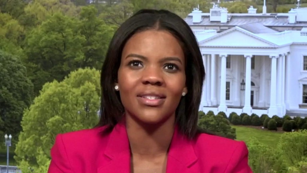 Candace Owens: It's time for 'a Black exit from the Democrat Party'
