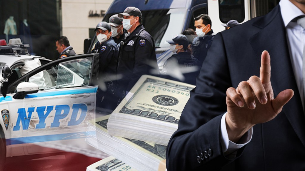 Police donations rejected by some Democrat lawmakers