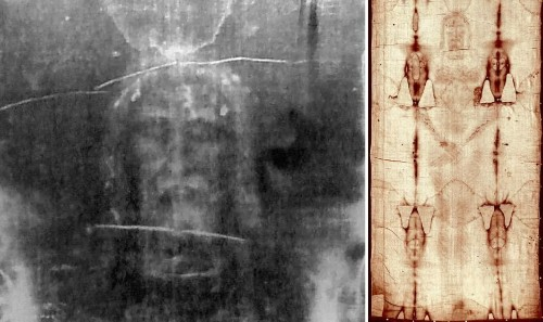 Bloodstains on Shroud of Turin are probably fake, experts say