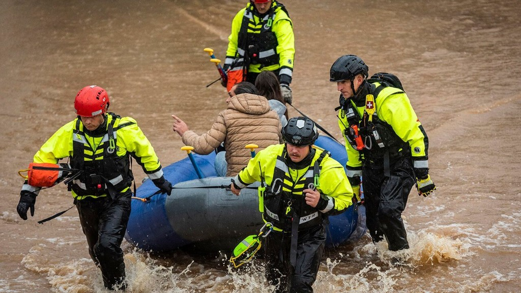 At least 7 dead, 2 missing in North Carolina flash floods