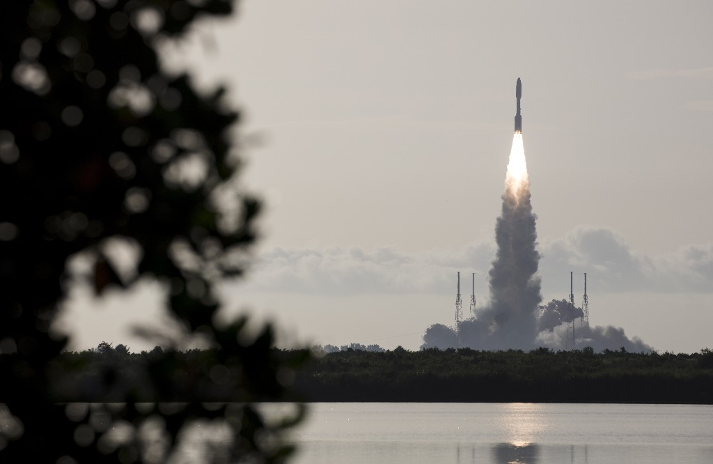 NASA's Mars 2020 Perseverance Rover launches to the Red Planet