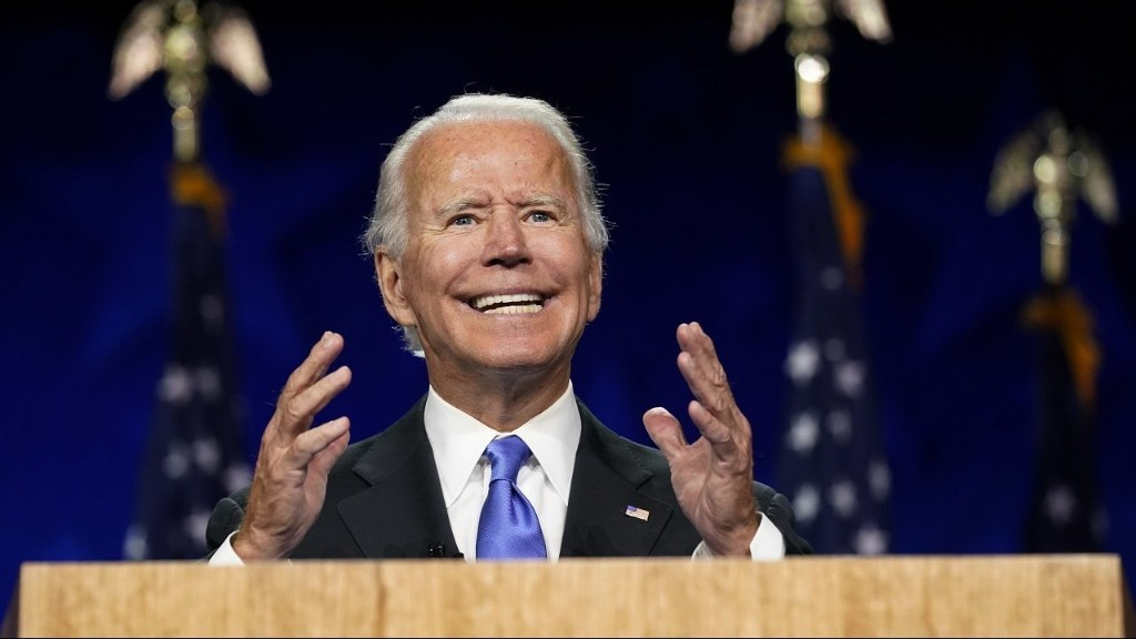 Biden promises to raise taxes on Americans making more than $400K per year