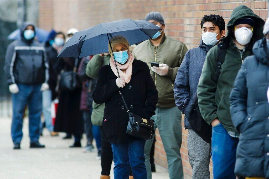 US coronavirus death toll passes 50,000