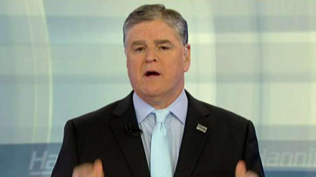 Sean Hannity: The deep state and the greatest abuse of power, corruption in American history