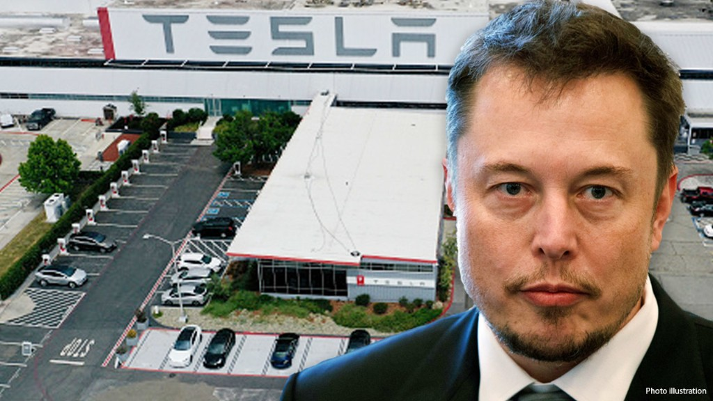 Tesla stock volatile ahead of Battery Day