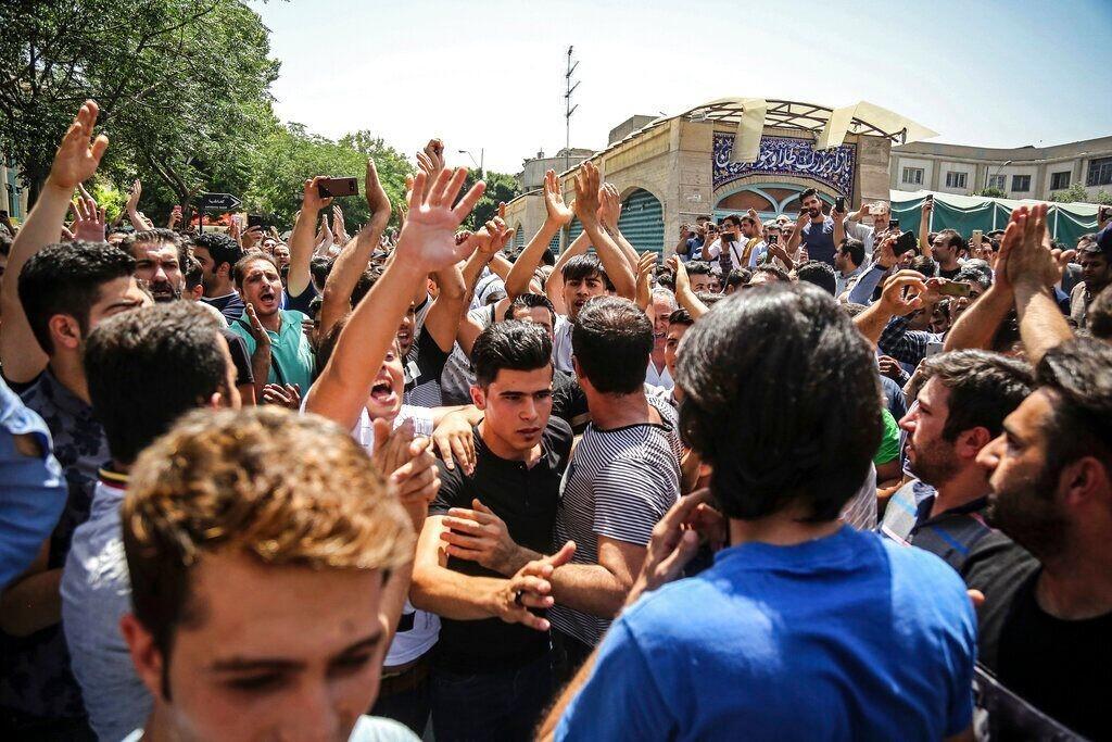 Iran executes pro wrestler Navid Afkari despite global appeals, including from Trump