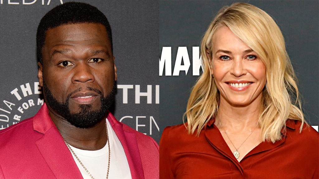 50 Cent addresses Trump support debacle, being called out by Chelsea Handler