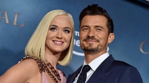 Orlando Bloom says Katy Perry wedding may be pushed back due to coronavirus