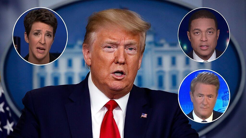 Media who oppose airing Trump coronavirus briefings not doing their job, critics say