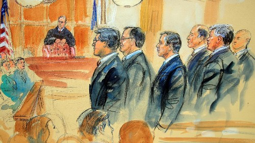Mueller team lectured by judge in Manafort case