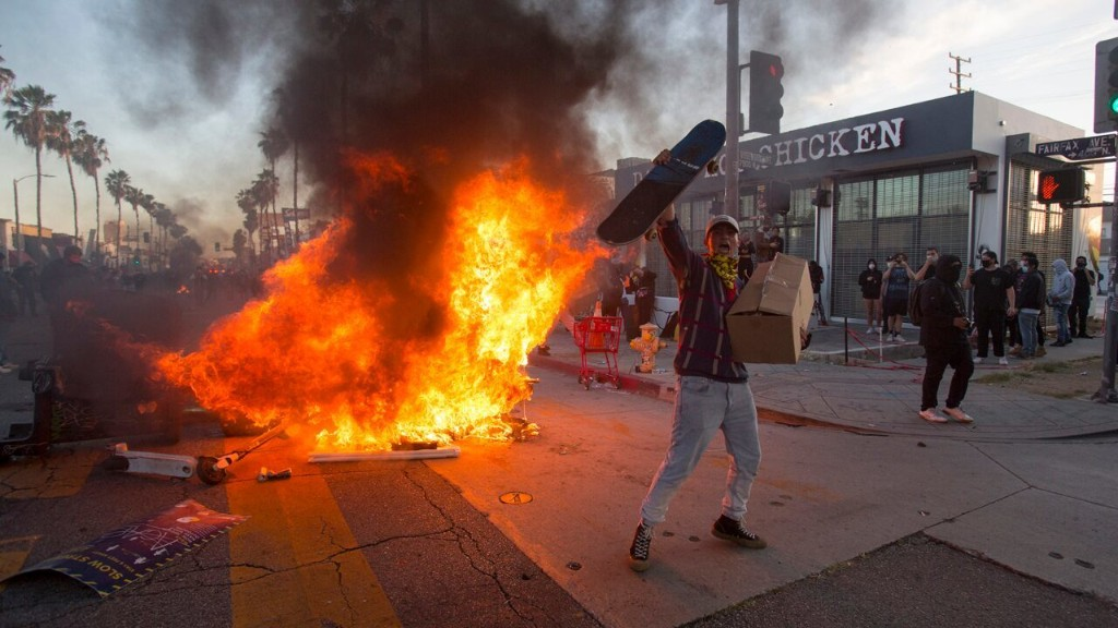 Arthur Herman: Riots, looting and America burning — the end of the progressive dream