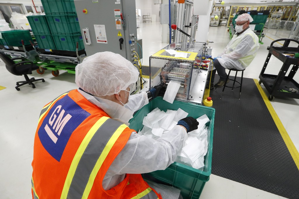 After coronavirus, GM's Corvette assembly plant prepping to reopen