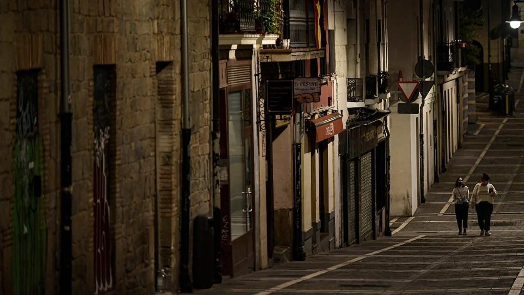 Spain orders second nationwide state of emergency, night curfew amid coronavirus spike