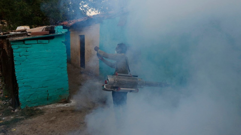 Coronavirus battle in India includes call to light candles to dispel 'darkness' of pandemic