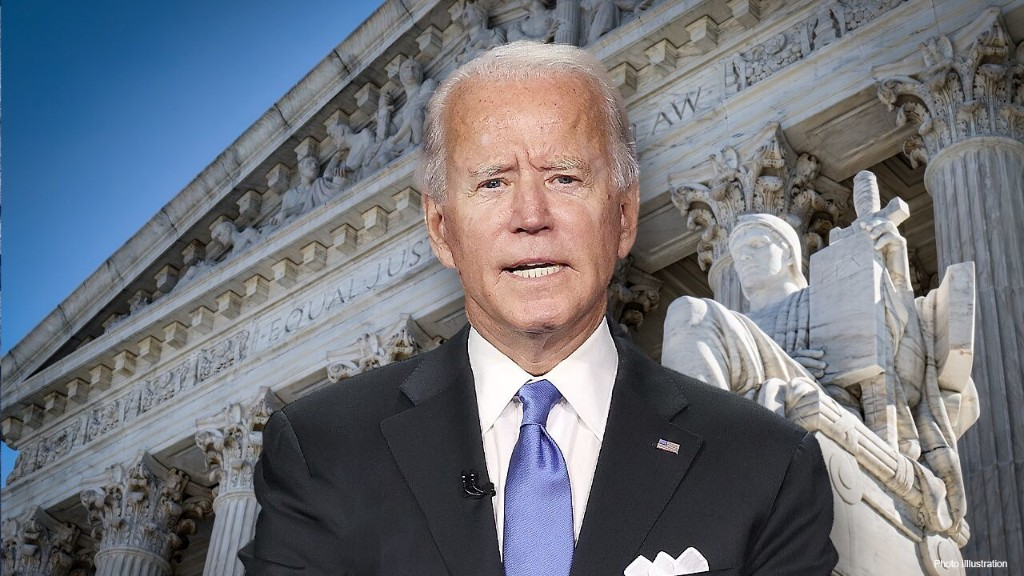 Biden to look at court-packing 'alternatives,' form commission to 'reform' court system