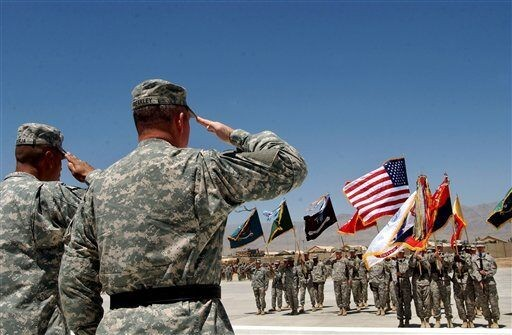 Our Community Salutes recognizes future service members this July 4th with virtual ceremony