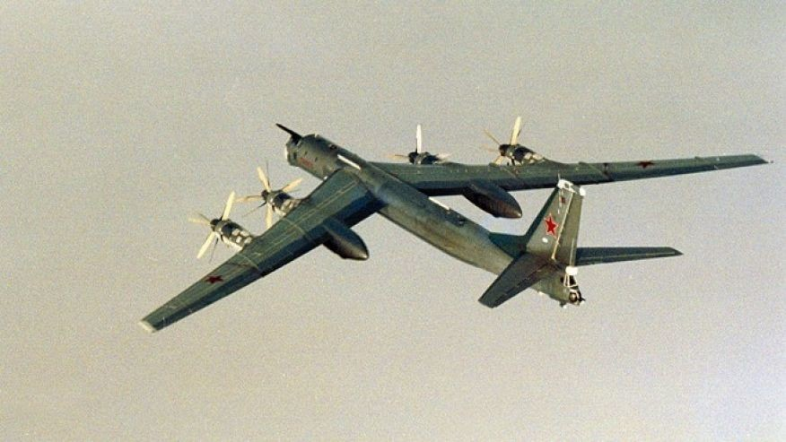 NORAD responds after Russian bombers zoom around Japan