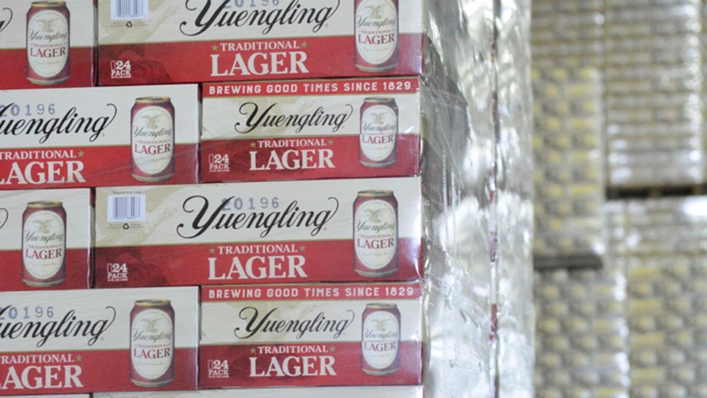 Yuengling partners with Molson Coors to expand beer nationwide