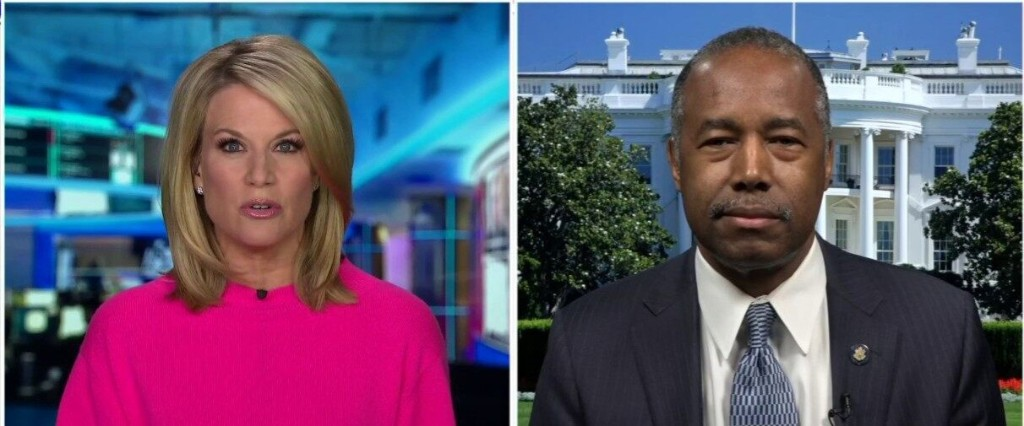 Carson says 'about 98 percent' of people who get coronavirus will recover: 'We can't operate out of hysteria'