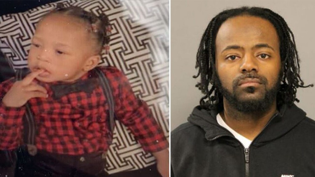 FBI joins manhunt for suspect in Chicago-area double slaying, baby snatching