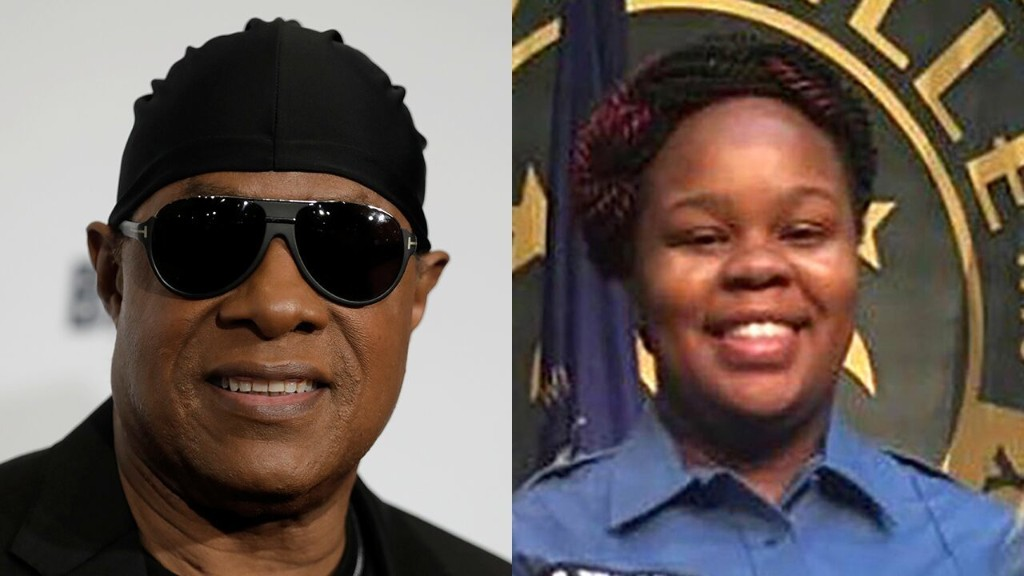 Stevie Wonder tearfully responds to Breonna Taylor indictment in monologue about social unrest