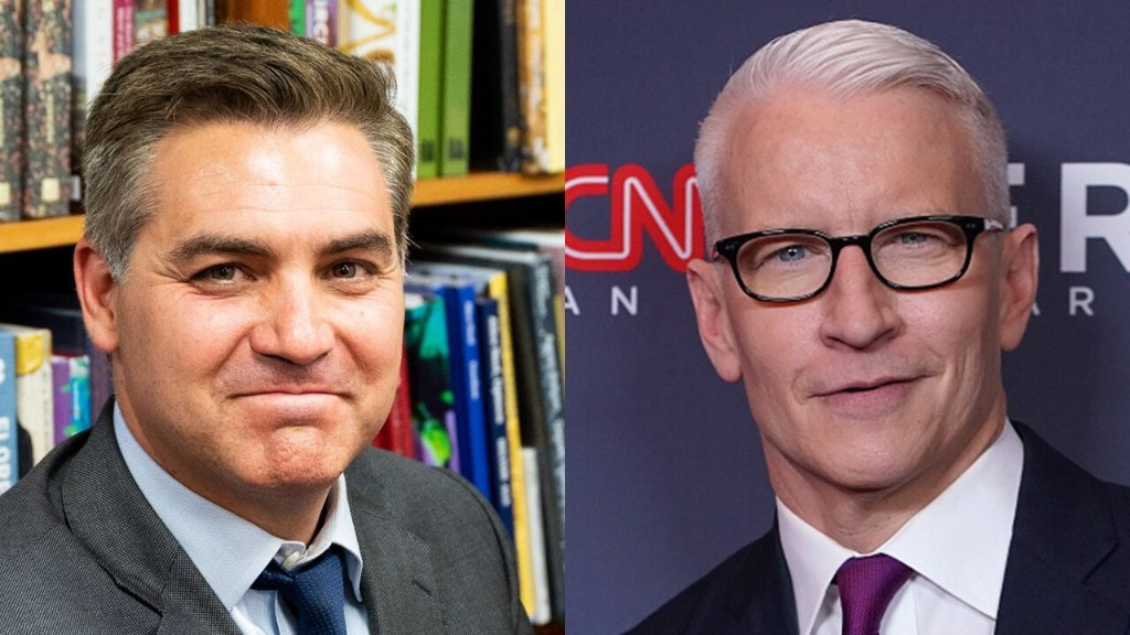 CNN's Jim Acosta, Anderson Cooper called out for partisan commentary after Trump's Rose Garden remarks: 'Sad resistance performance art'