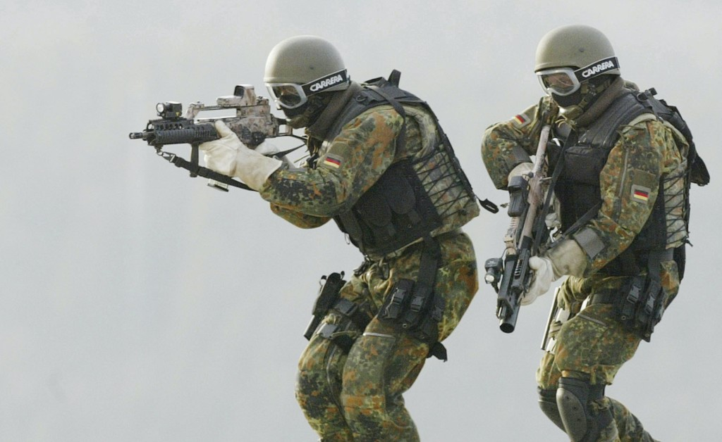 Germany disbands elite special forces unit over right-wing extremist concerns