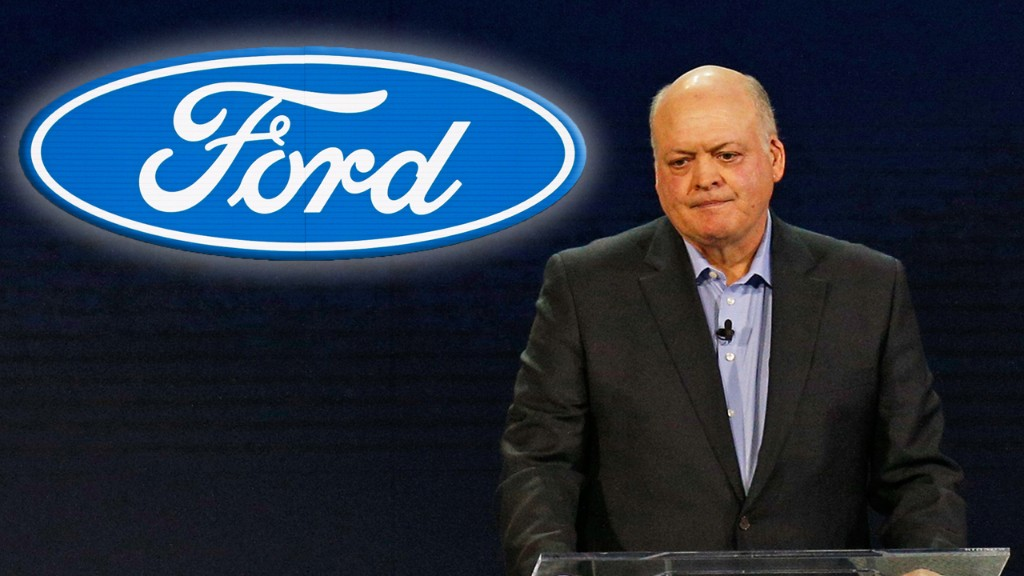 Ford CEO Jim Hackett to step down