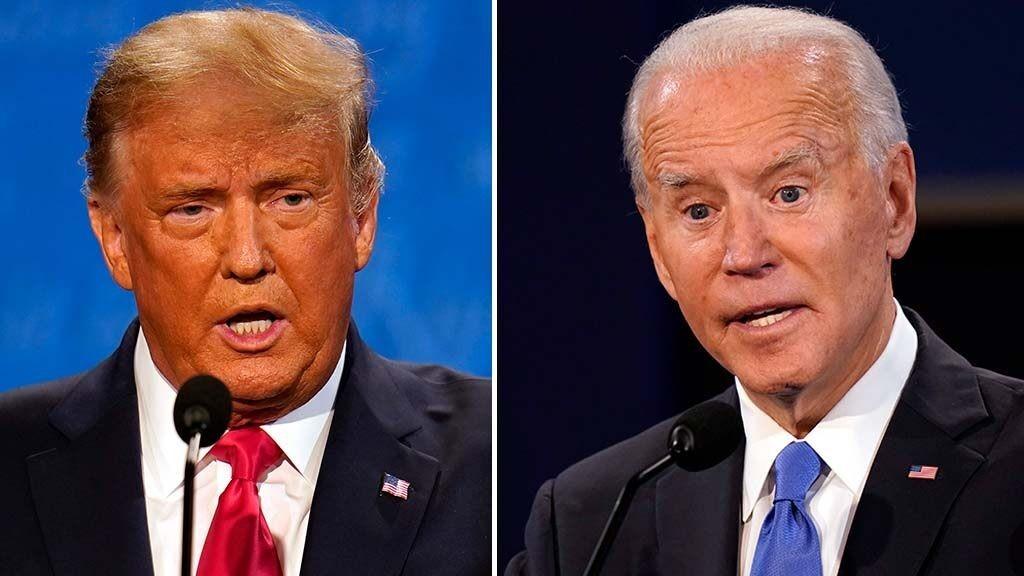 Trump, Biden clash over Hunter Biden business questions at final presidential debate