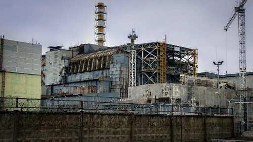 Chernobyl shocker as fungi that eats radiation found inside nuclear reactor