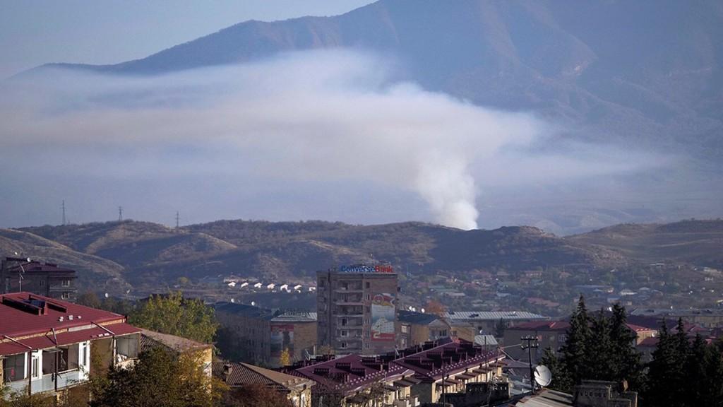 Trump announces new Armenia-Azerbaijan conflict ceasefire brokered by US