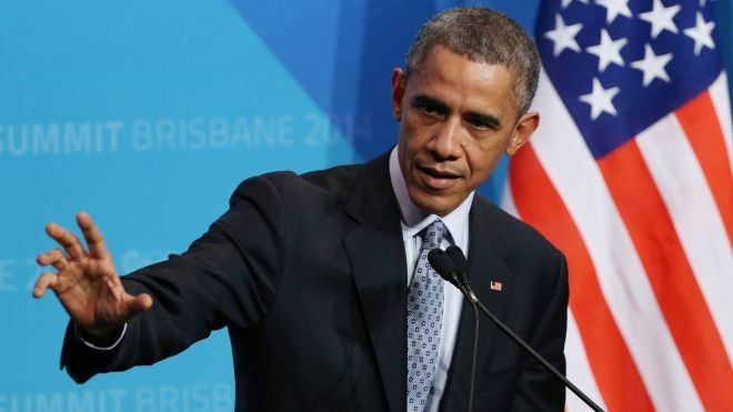 Obama stands firm on immigration executive action, dismisses GOP threat of government shutdown