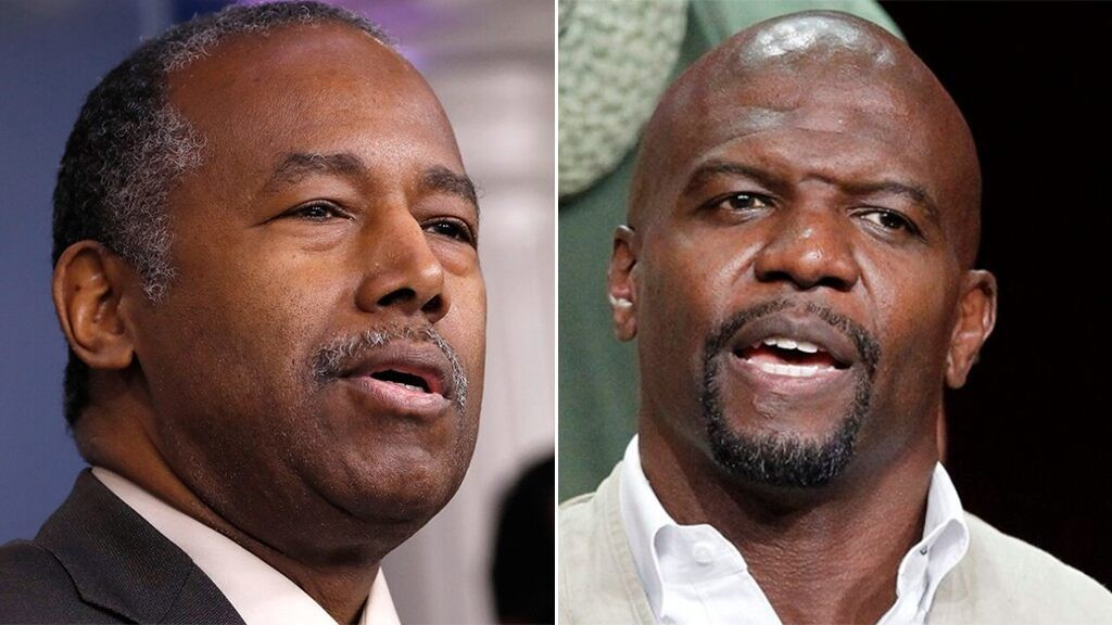 Ben Carson defends Terry Crews' Black Lives Matter critique: 'We are putting everything in context of color'