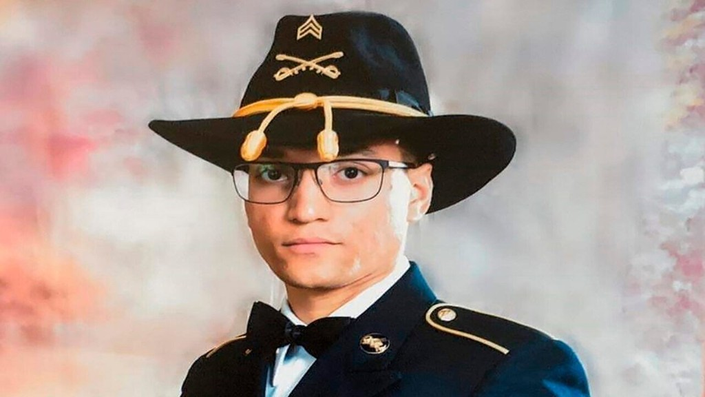 Fort Hood soldier's body returns to Massachusetts as Texas base commander loses post
