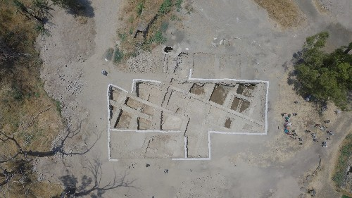 Church of the Apostles discovered near Sea of Galilee, archaeologists say