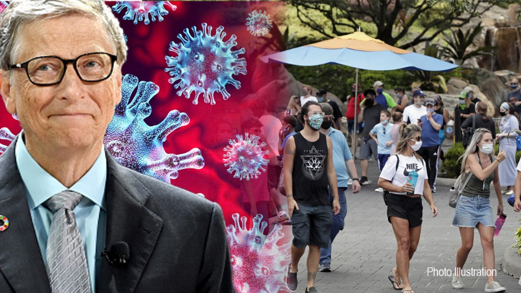 Bill Gates: Aversion to coronavirus masks 'hard to understand'