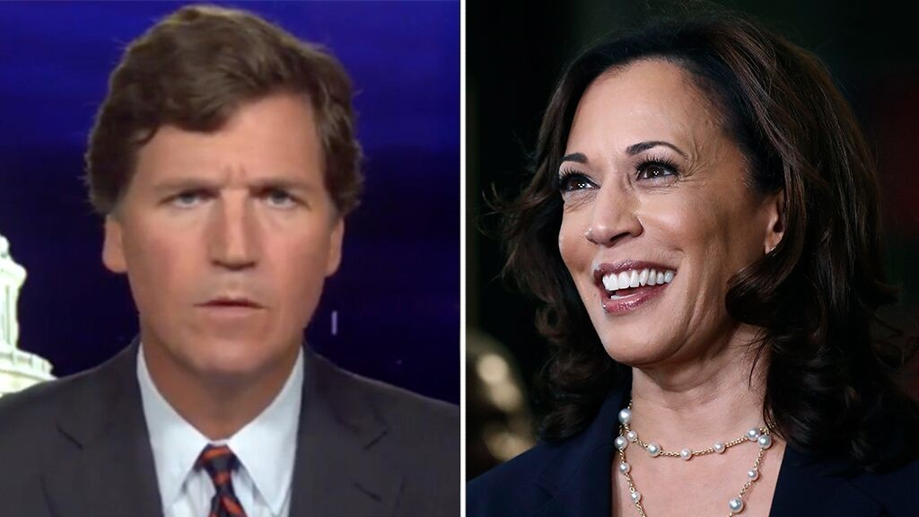 Tucker Carlson calls Biden-Harris the 'first entirely hollow presidential ticket in American history'